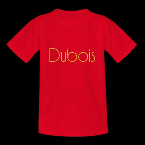 Dubois - Teenager T-shirt