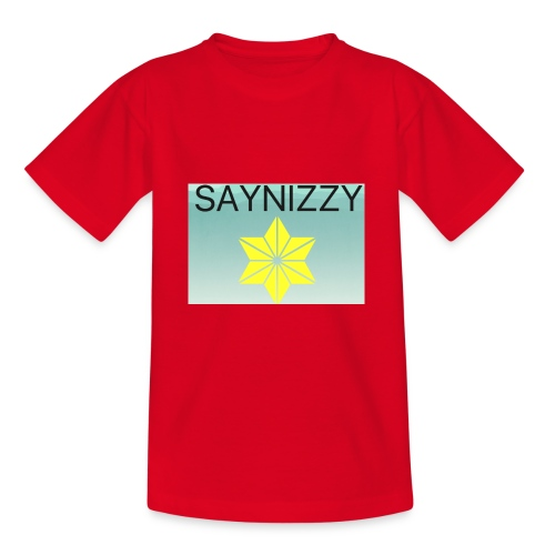 Say nizzy - Teenage T-Shirt