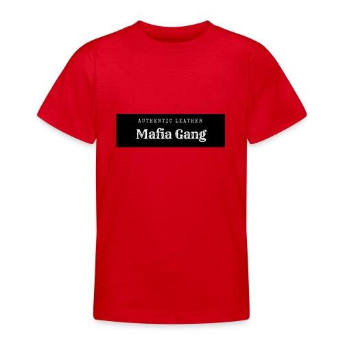 Mafia Gang - Nouvelle marque de vêtements - T-shirt Ado
