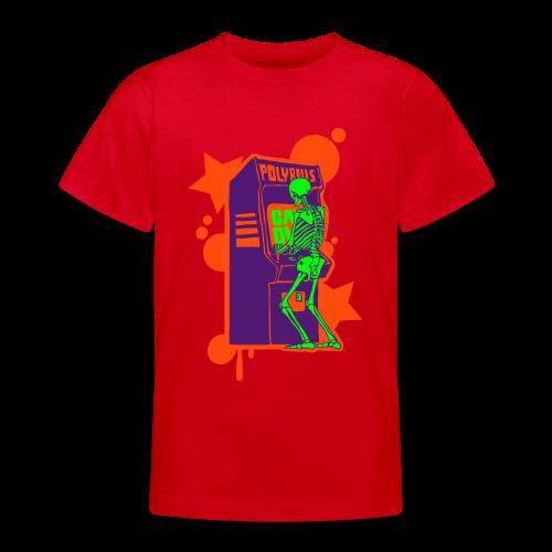 Hi-Score: Crazy Neon - Koszulka młodzieżowa