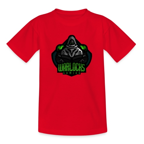 Warlocks Gaming - T-skjorte for tenåringer
