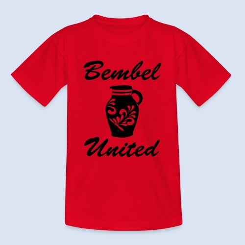 Bembel United Hessen - Teenager T-Shirt
