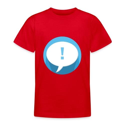 Phylactère - T-shirt Ado