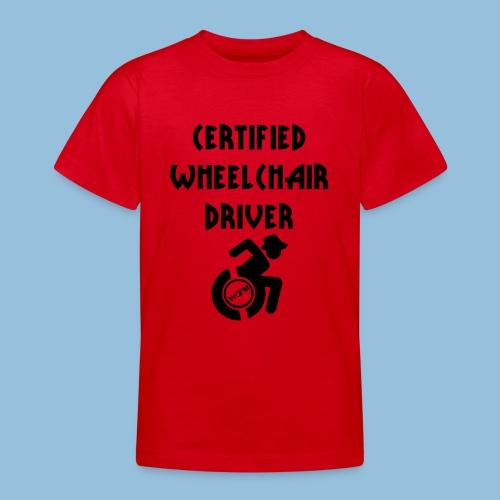 Certified5 - Teenager T-shirt