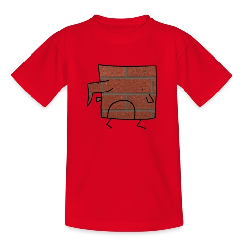 Brick Berd - Teenage T-Shirt