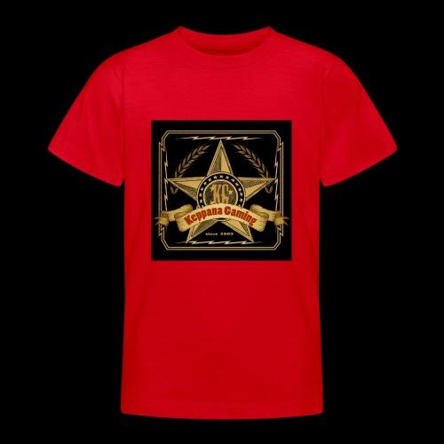 etiketti - Nuorten t-paita