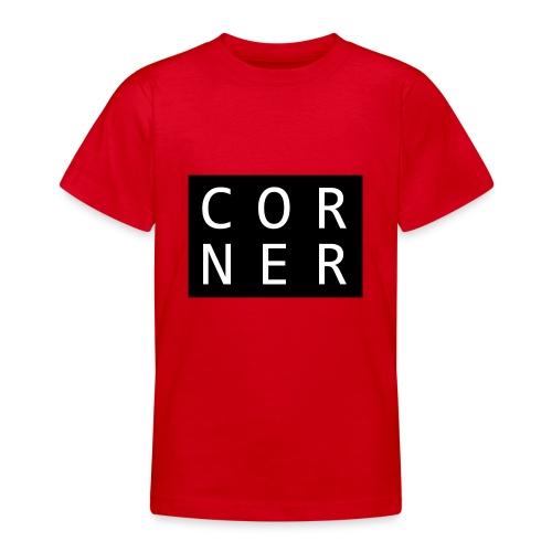 cornerbox - Teenager-T-shirt