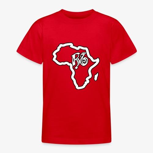 afrika pictogram - Teenager T-shirt