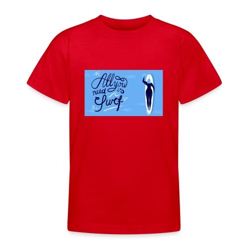summer surfing - T-shirt Ado