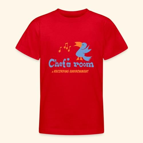 chefs room - Nuorten t-paita