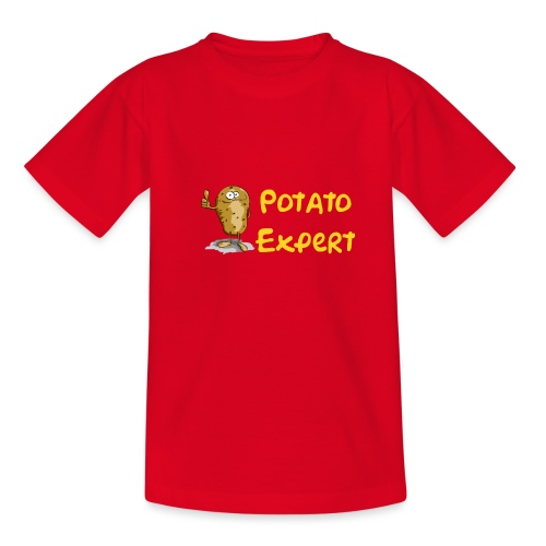 SMT potato expert - Maglietta per ragazzi