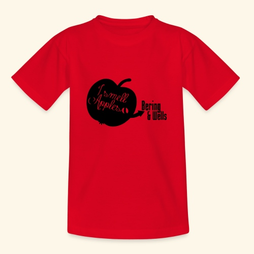 Smell Apples - Teenage T-Shirt