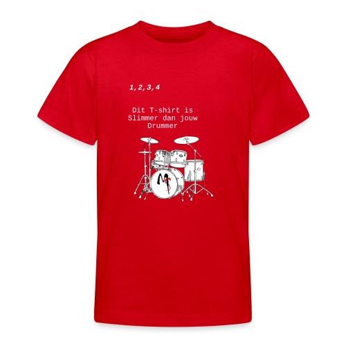 drummer1 - Teenager T-shirt