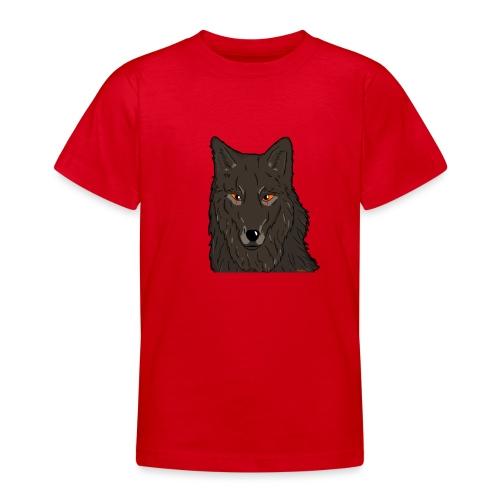 HikingMantis Wolf png - Teenager-T-shirt