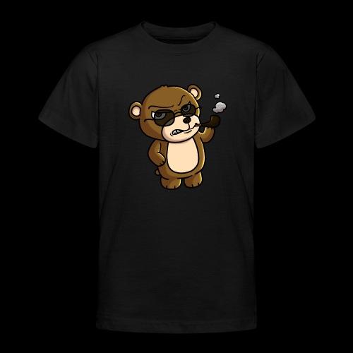 AngryTeddy - Teenage T-Shirt