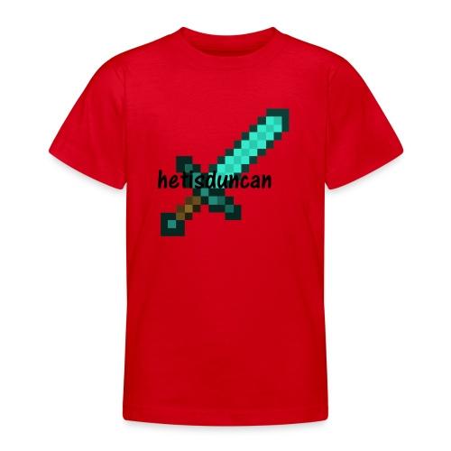 minecraft shirts - Teenager T-shirt