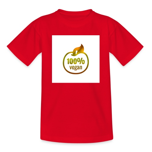 100% vegan - T-shirt Ado