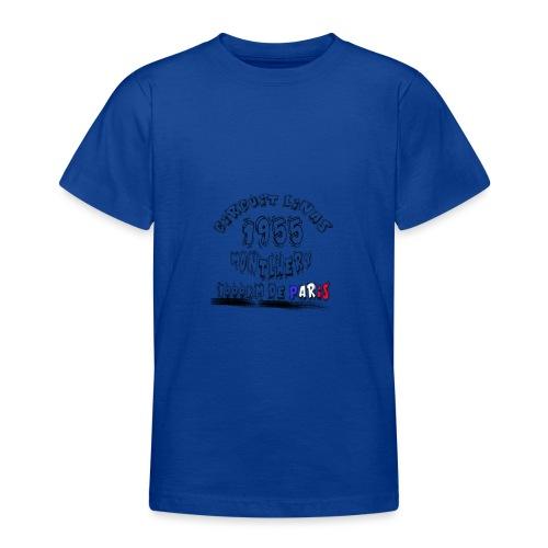 Les anciennes courses automobile - T-shirt Ado