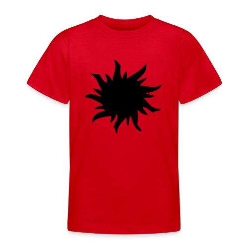Logo black - T-shirt tonåring