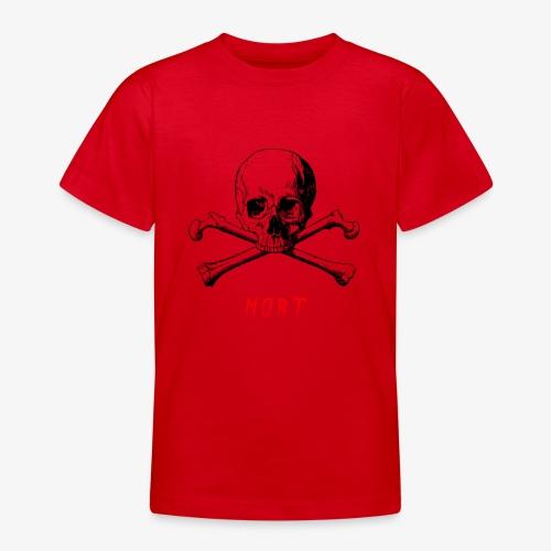MORT - T-shirt Ado