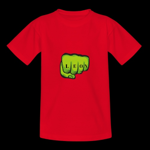 Leon Fist Merchandise - Teenage T-Shirt