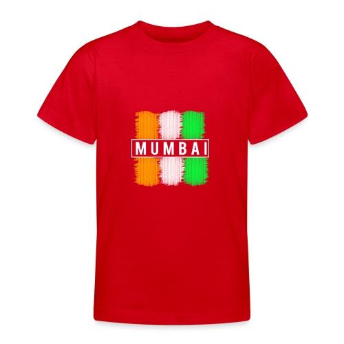 Mumbai Design. Modern und trendy - Teenager T-Shirt