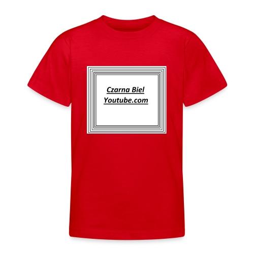 yt_cb - Koszulka młodzieżowa
