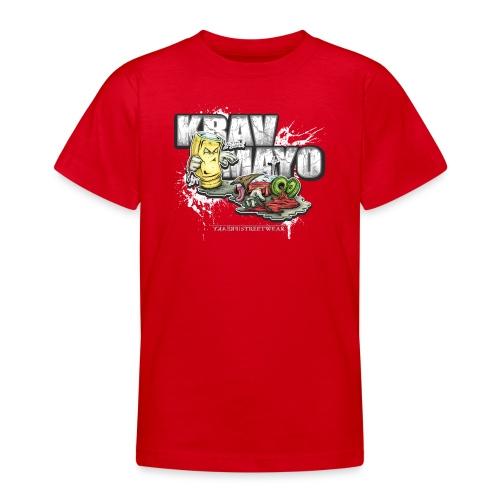 Krav Mayo - Teenager T-Shirt