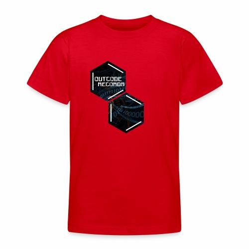 Outcode 0 - Camiseta adolescente