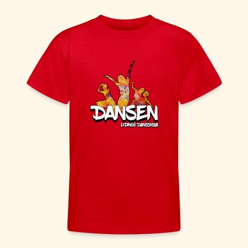 Dansen Mosaik - T-shirt tonåring