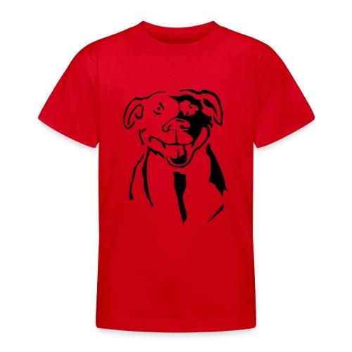 Staffordshire Bull Terrier - Nuorten t-paita