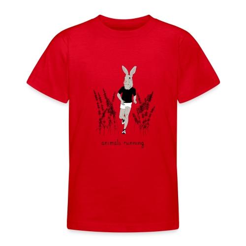 Lièvre running - T-shirt Ado