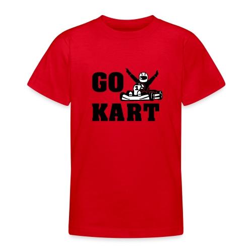 Go kart - T-shirt Ado