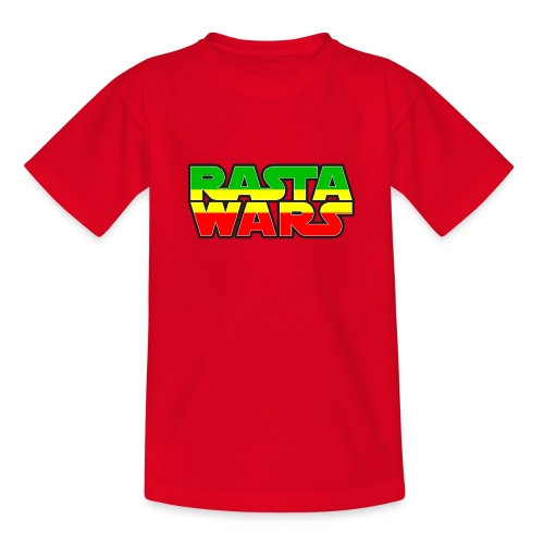 RASTA WARS KOUALIS - T-shirt Ado