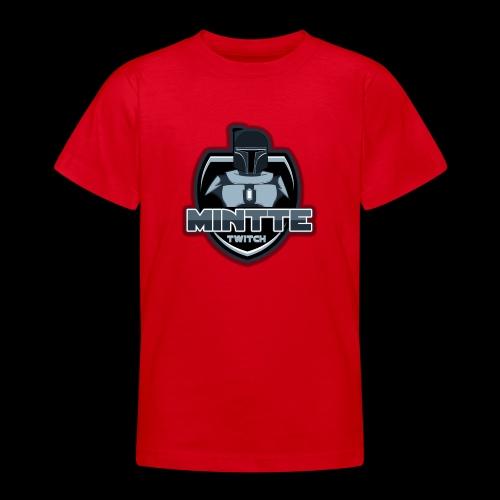 Mintte - Teenager T-Shirt