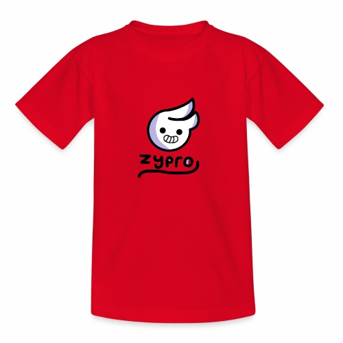 Zypro - Teenage T-Shirt