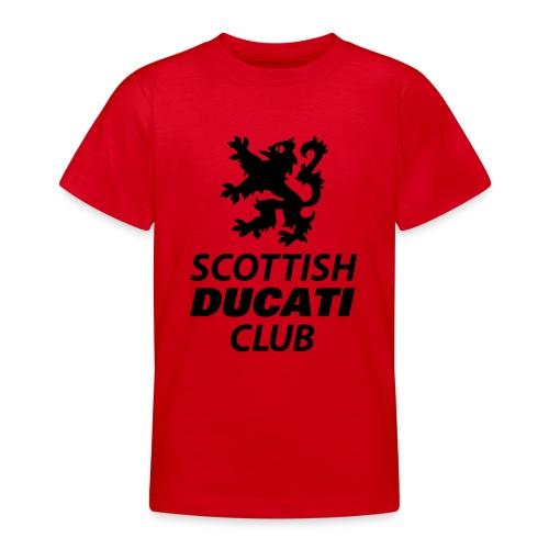 polo pocket 2 - Teenage T-Shirt
