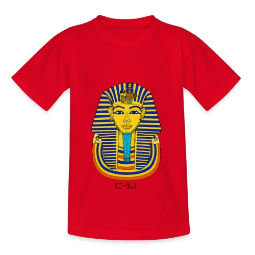 Pharao Tutanchamun - Teenager T-Shirt