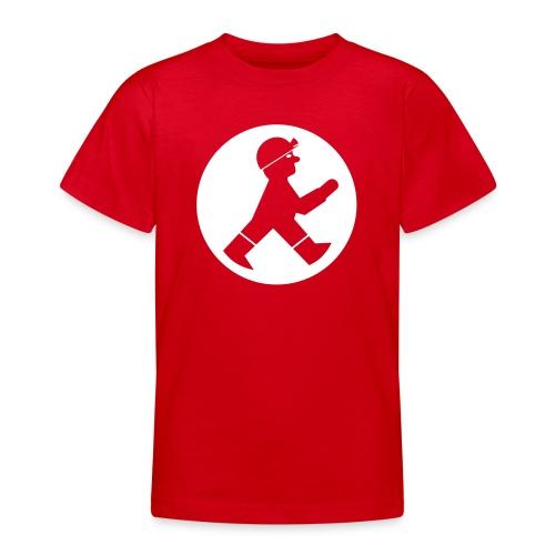 befahrermaennchen - Teenager T-Shirt