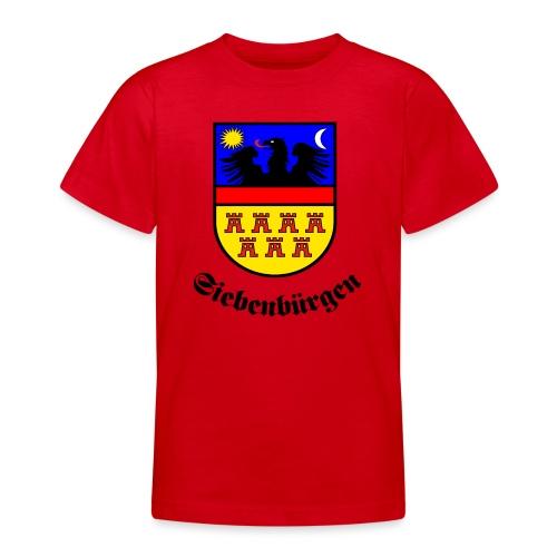Siebenbürgen-Wappen Siebenbürgen - Teenager T-Shirt