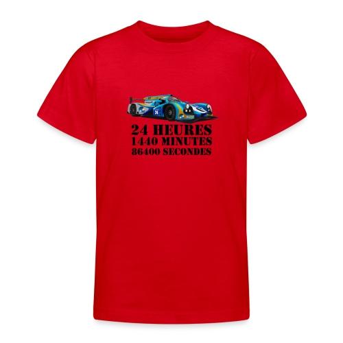 24 Heures - T-shirt Ado