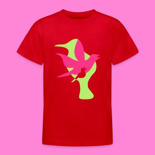 birds - Teenager T-shirt