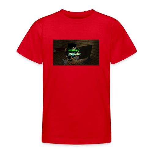 dette er litt utstyr du trenger - T-skjorte for tenåringer
