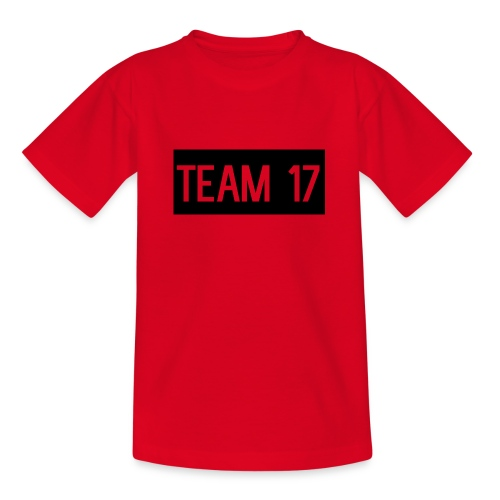 Team17 - Teenage T-Shirt