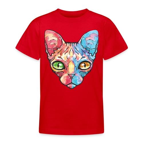EgyptianCat - Teenager T-Shirt