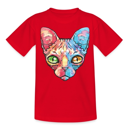 EgyptianCat - Teenager T-Shirt
