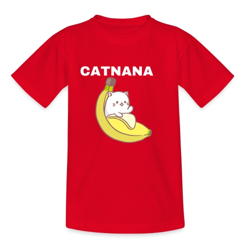 Catnana - Teenage T-Shirt