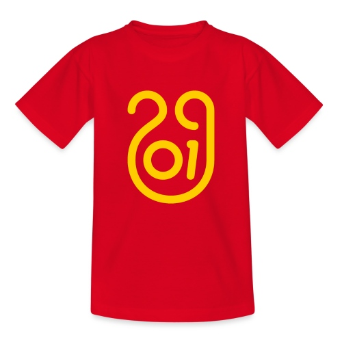 Annee du cochon jaune de terre - T-shirt Ado
