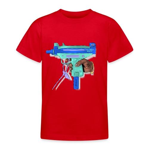 uzi - Teenage T-Shirt