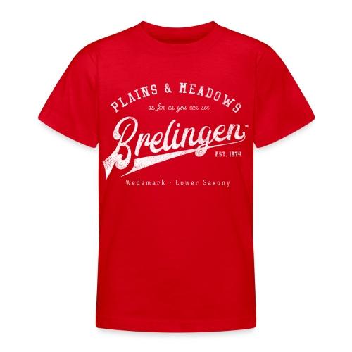 Brelingen Retroshirt - Teenager T-Shirt